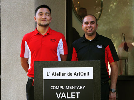 Mister Valet Parking - Commercial Event