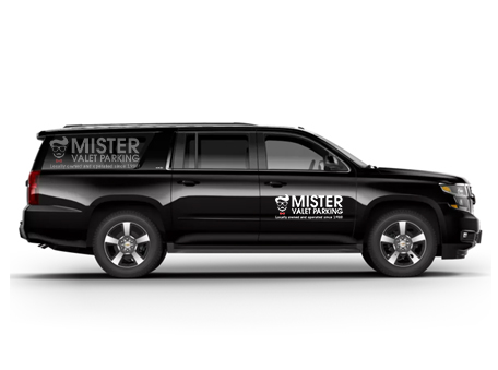 Mister Valet Parking - Chauffeur Service